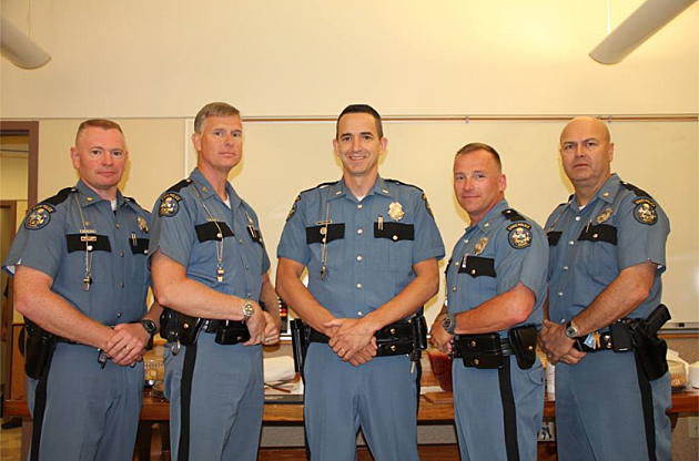 New Lieutenant for Maine State Police