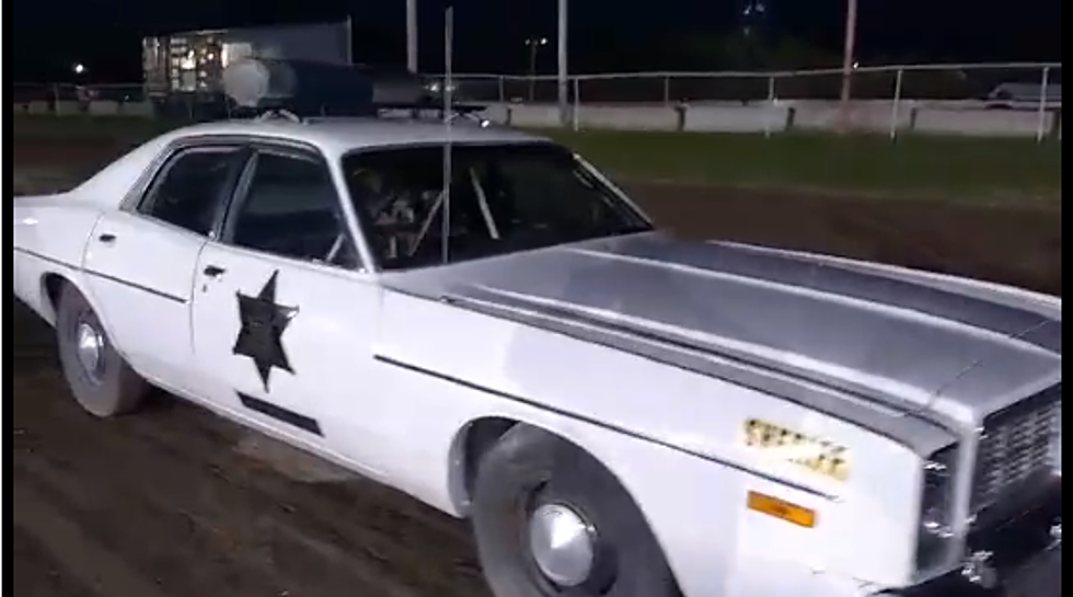 Prepping the Dukes of Hazzard Jump at the Northern Maine Fair [VIDEOS]