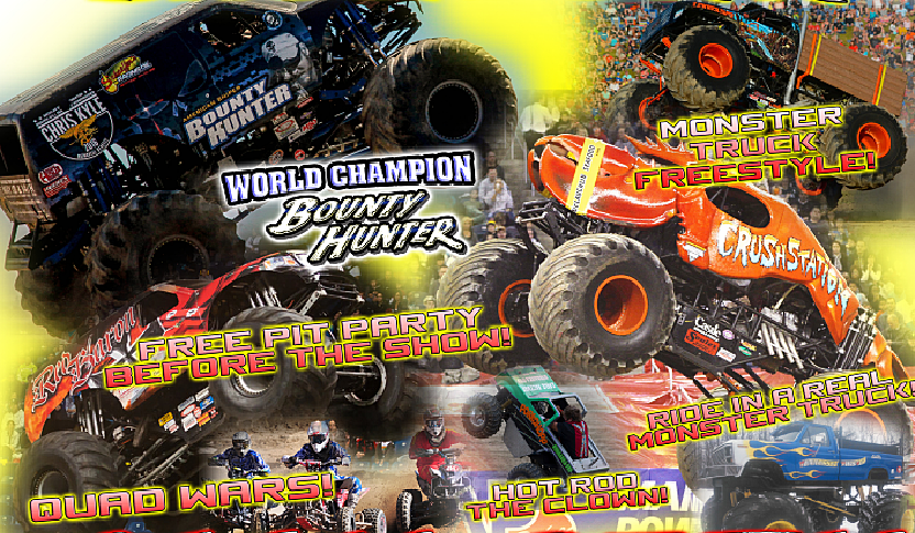 All the Info for Presque Isle Spring Nationals Monster Trucks ...